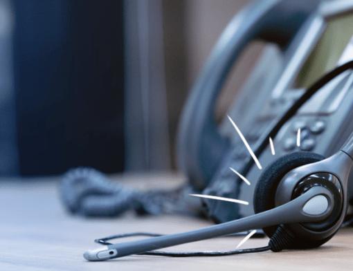gravar ligações de atendimento